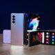 Nouvelle Gamme Samsung pliables
