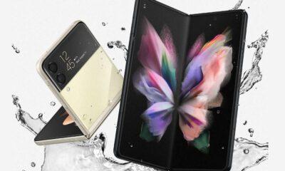 Samsung Galaxy Z Fold3 et Z Flip3