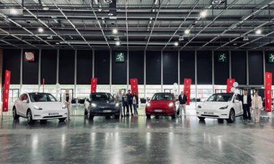 Tesla Livraisons Model Y