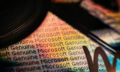 Disque d'installation Microsoft Windows