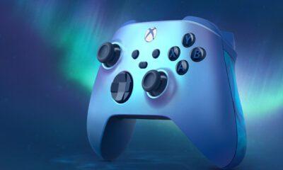 Nouvelle Manette Xbox Series X/S Aqua Shift