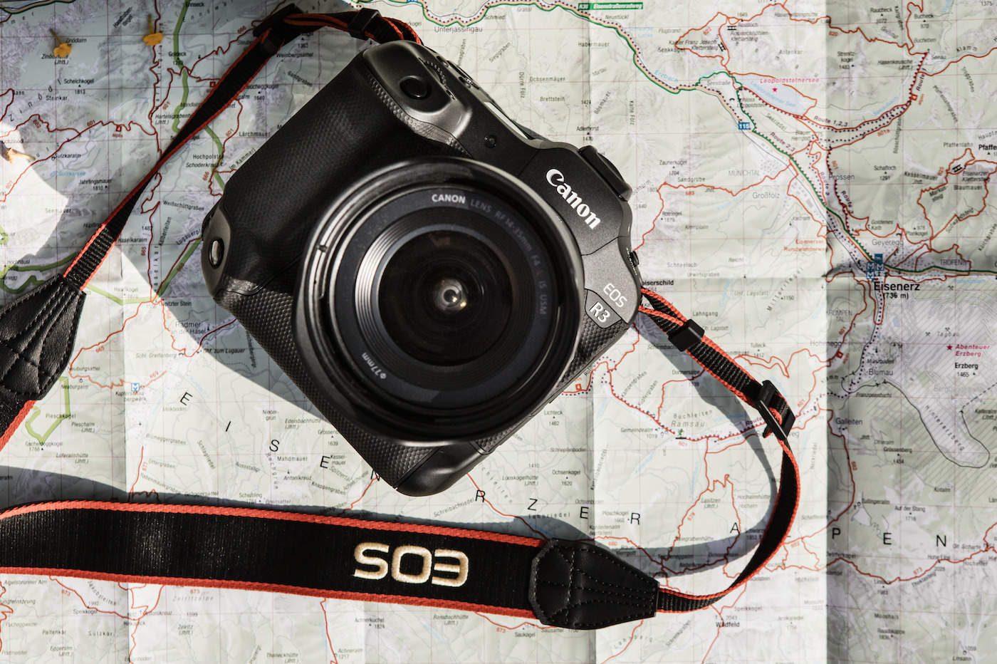 EOS R3 Canon