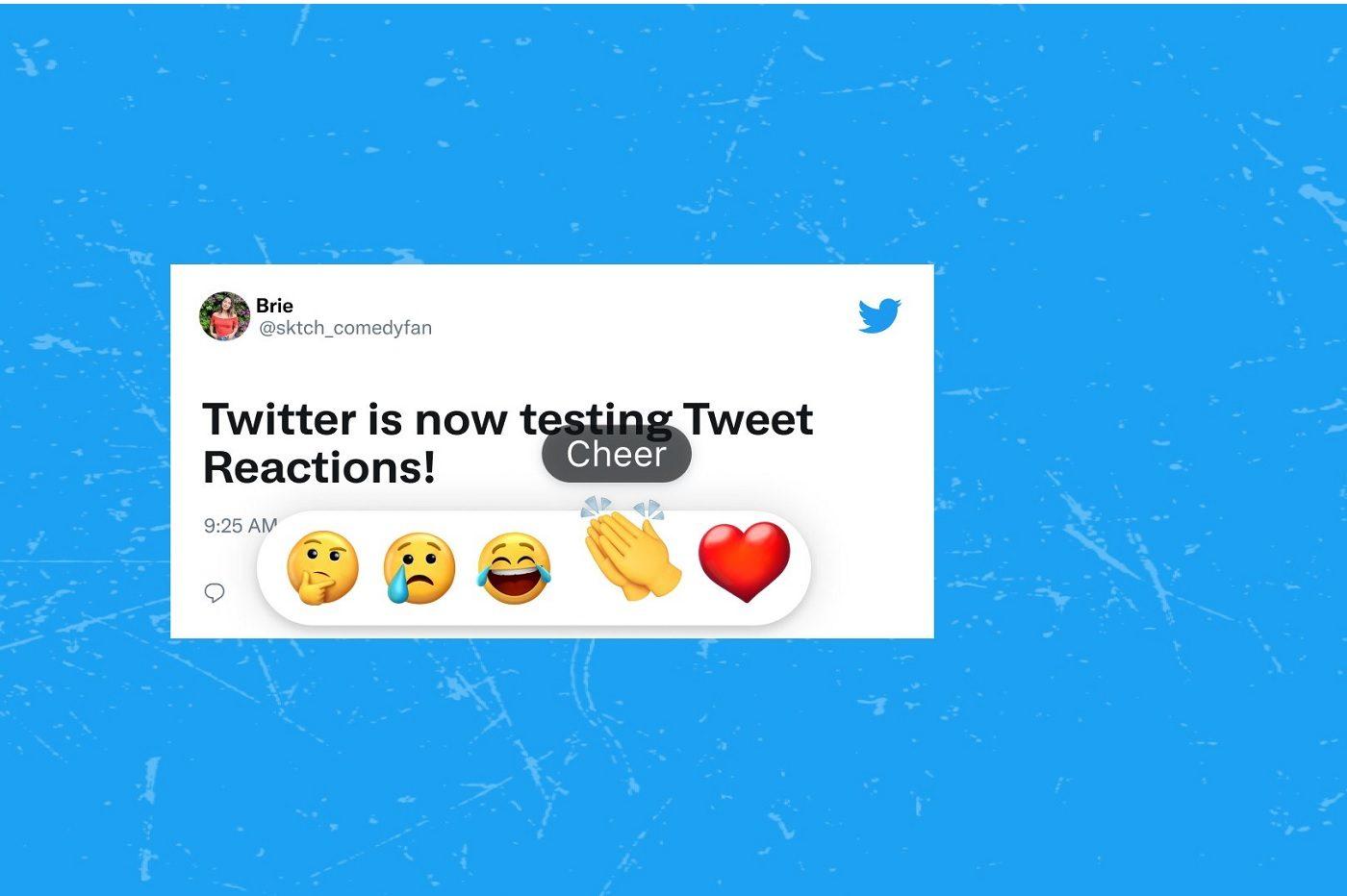 Réactions sur Twitter