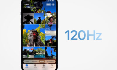 Apple iPhone 120 Hz