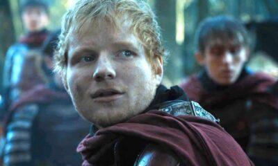Ed Sheeran dans Game of Thrones