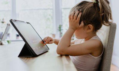 enfants accros écrans
