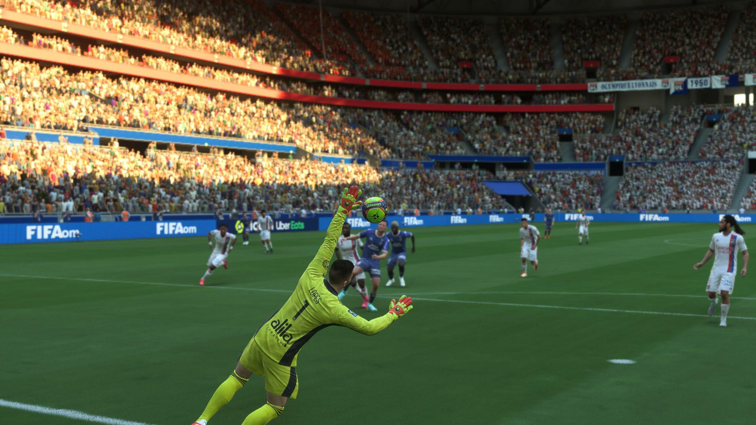 FIFA 22 Gardiens
