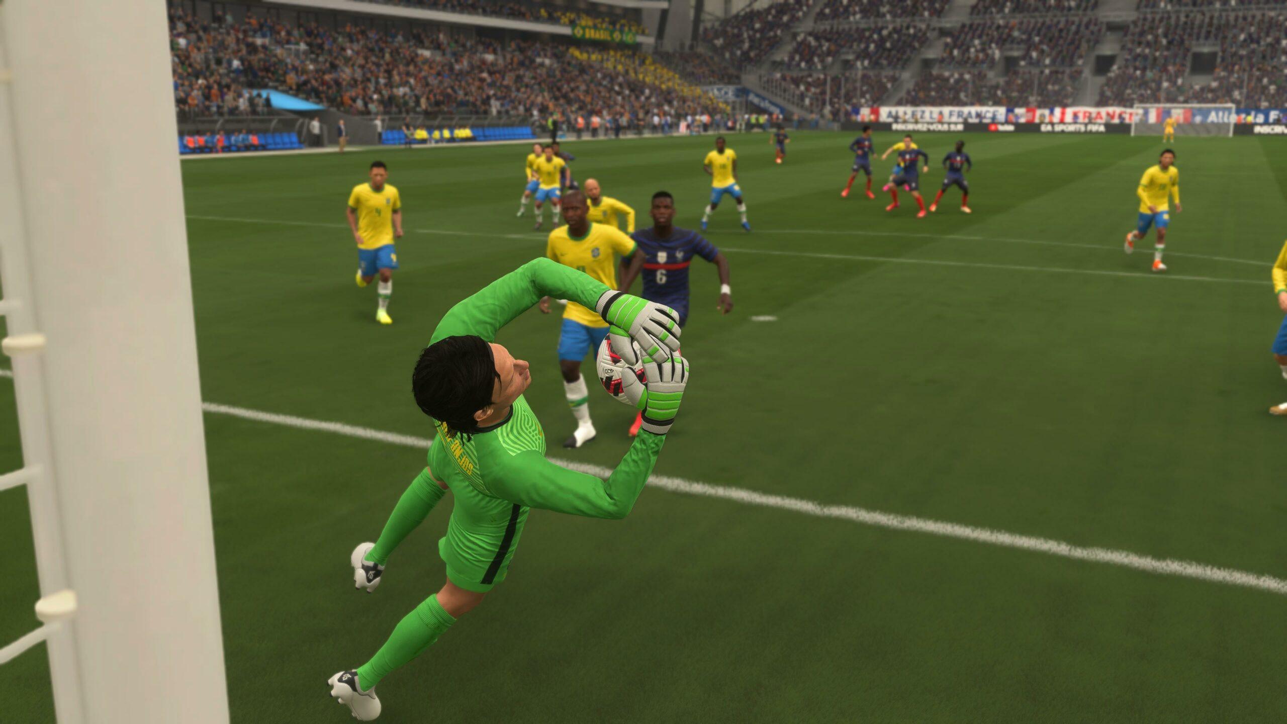 Avis FIFA 22