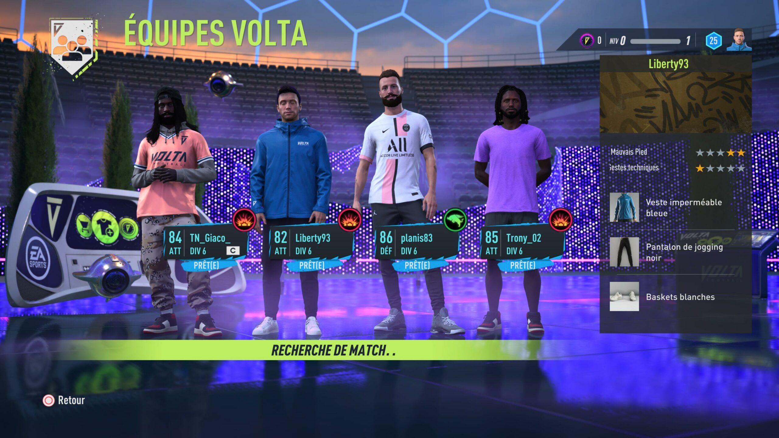 FIFA 22 Volta
