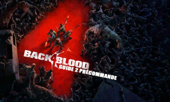 Guide 2 Précommande Back 4 Blood