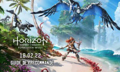 Guide Précommande Horizon Forbidden West