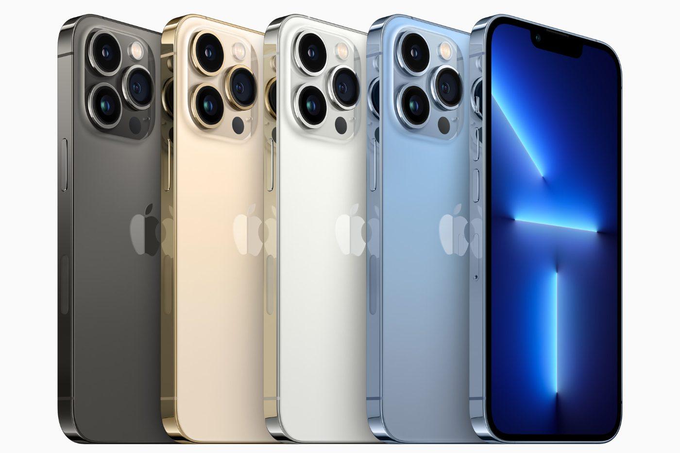 iPhone 13 Pro meilleur prix