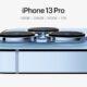 iPhone 13 Pro stockage