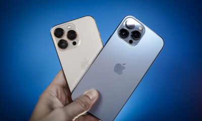 iPhone 13 pro max vs iPhone 13 pro comparatif
