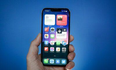 iPhone 13 pro iOS 15