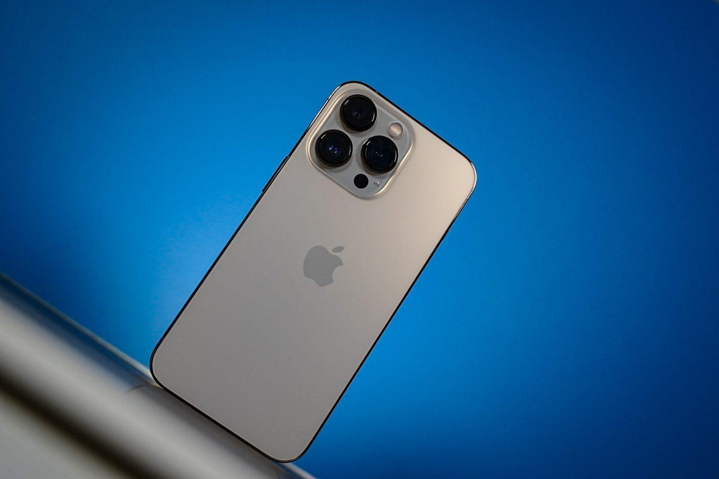 iPhone 13 pro test