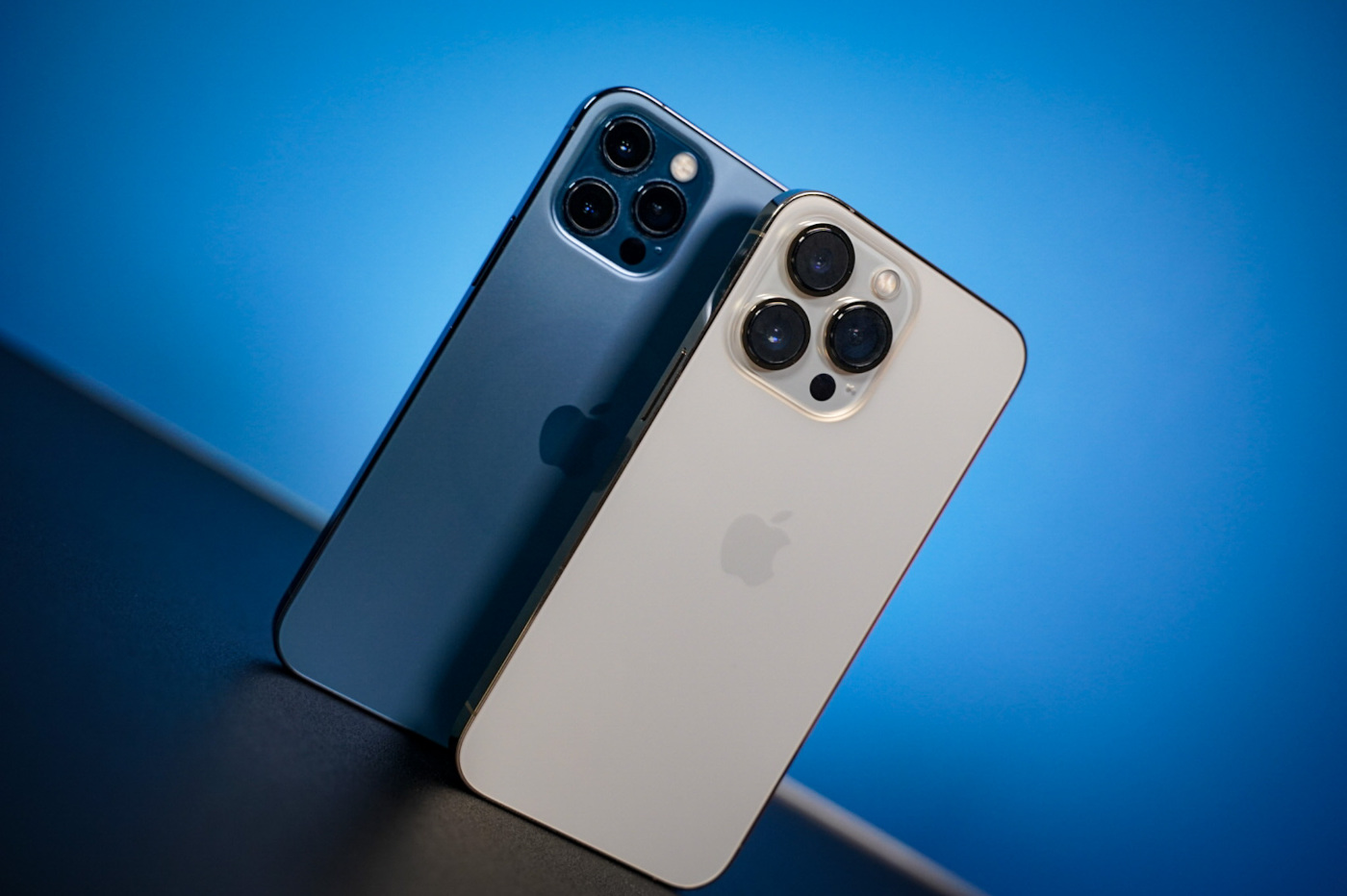 iPhone 13 pro vs 12 pro comparatif