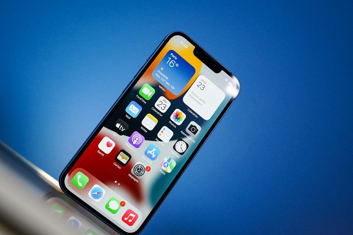 iphone 13 qualite ecran