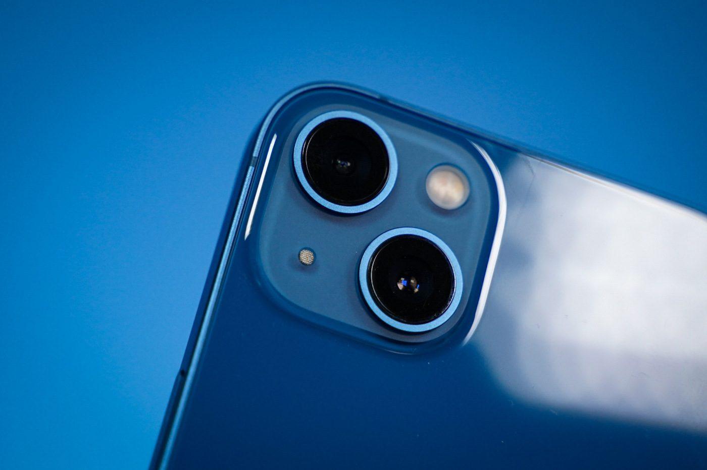 iphone 13 qualite photo