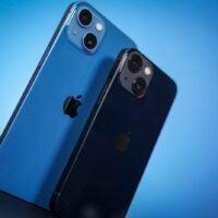 iphone 13 vs 13 mini taille