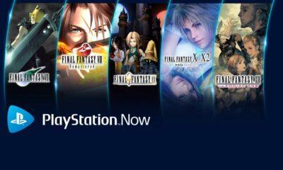 Jeux PS Now Final Fantasy