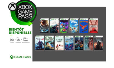 Jeux Game Pass Xbox