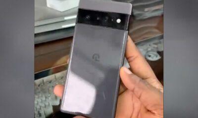 Pixel 6 hands on prise en main