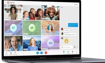Refonte de Skype