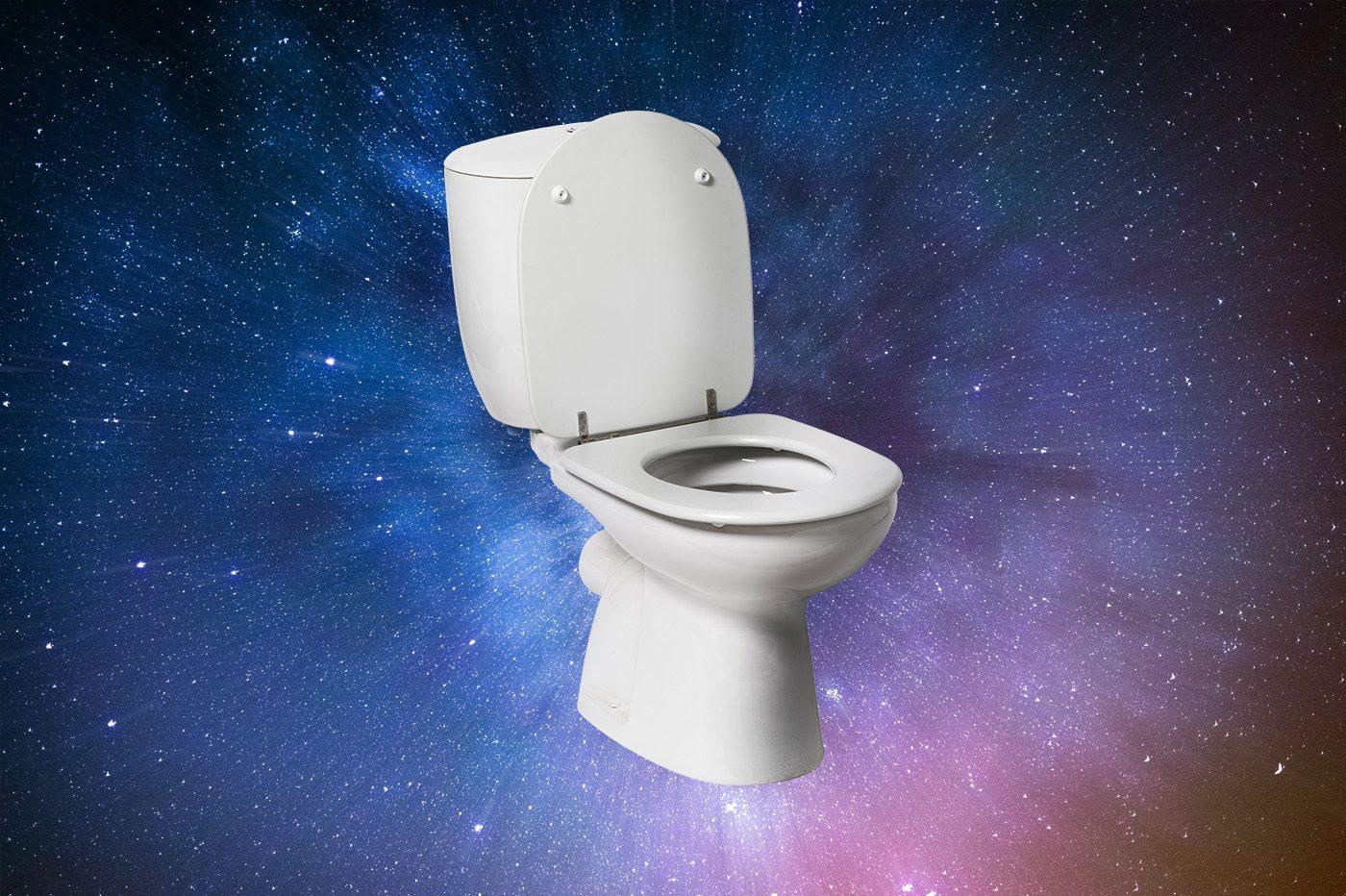 WC toilettes espace