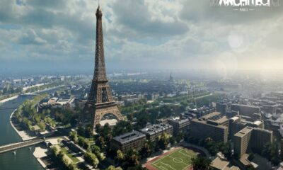 The Architect : Paris