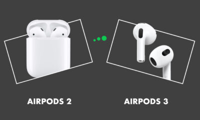 AirPods 3 vs AirPods 2 Apple