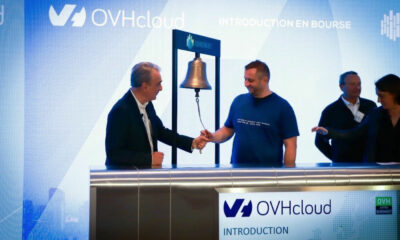 OVHcloud introduction Bourse