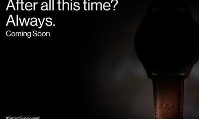 OnePlus Watch Harry Potter