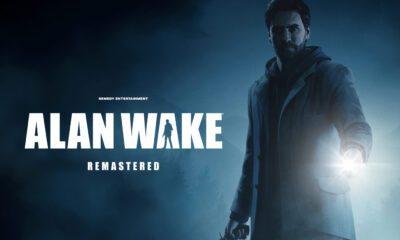 Test Alan Wake PS5 Xbox