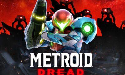 Test Metroid Dread