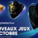 Jeux PS Now Octobre 2021