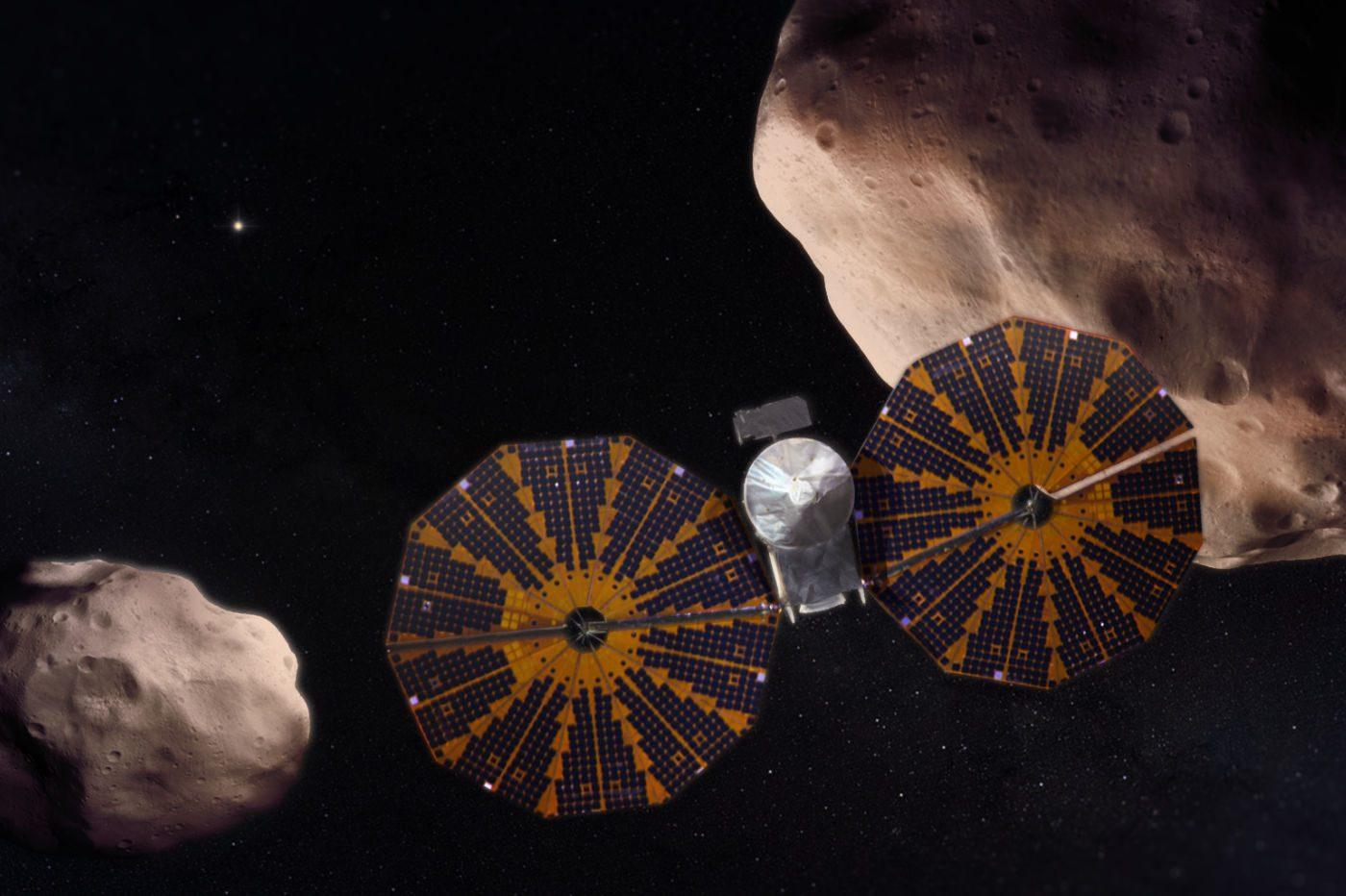 lucy-sonde-NASA