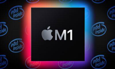 Mac M1 Intel Inside