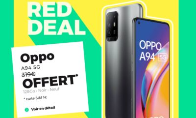 RED Deal OPPO A94
