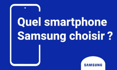 Meilleur smartphone Samsung