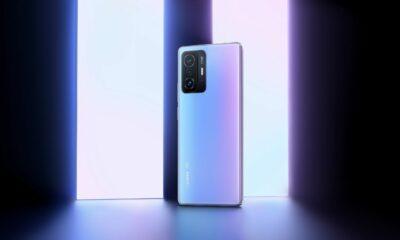 Xiaomi 11T Pro bleu céleste